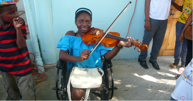 Music for Haiti